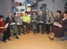 Pierwsze posiedzenie zarządu - luty 2008r.