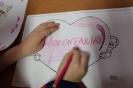 Walentynkowe spotkanie Wolontariuszek RUTW z Dziećmi