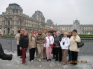 Wycieczka do Paryża - kwiecień 2009